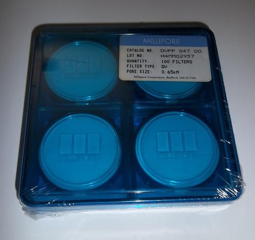 MILLIPORE MEMBRANE FILTER PAPER - HVLP01300