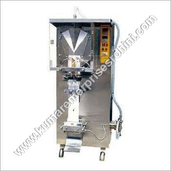 Mineral Water Pouch Packaging Machine