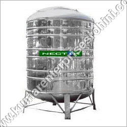 Insulated Stainless Steel Water Tank