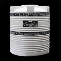 White 3  Layers Water Tanks
