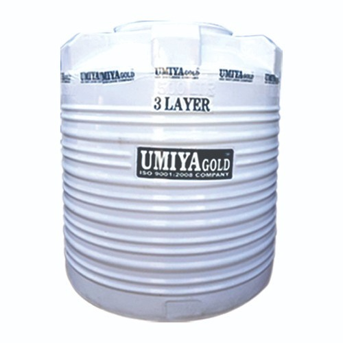 3 Layer Water Tanks