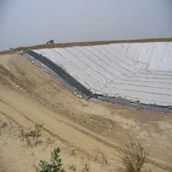 PVC Water Proofing Geo Membranes