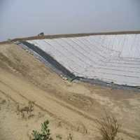 PVC Water Proofing Geo Membranes