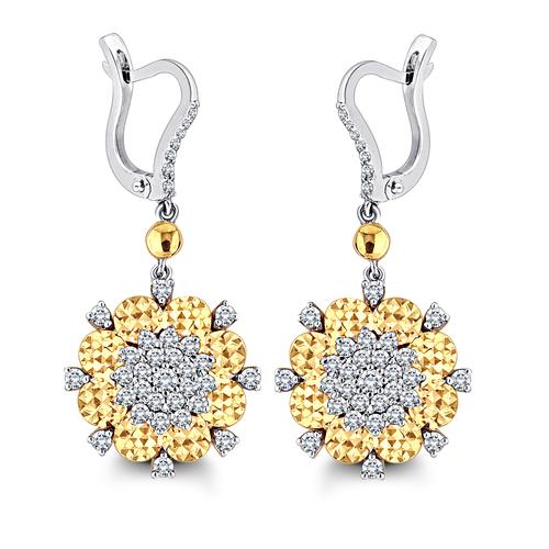 Designer Diamond Earring