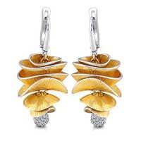 Designer And Trendy Diamond Earring