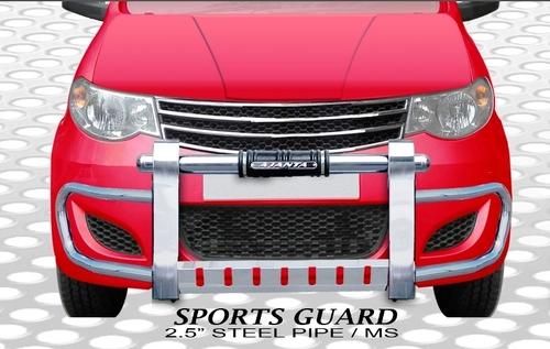 CHEVROLET SPORTS Steel Front Bumper Guard