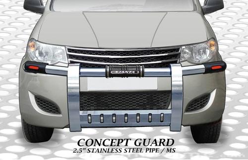 CHEVROLET CONCEPT Steel Front Bumper Guard