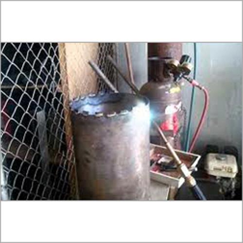 Core Drill Segment Retipping Service