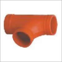 Ductile Iron Equal Tee