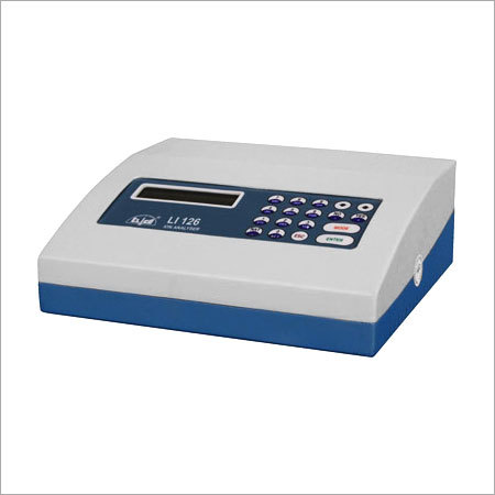 Microprocessor Based Ion Analyser