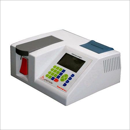 Health Analyzer Machine