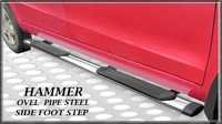CHEVROLET HAMMER SIDE FOOT STEP