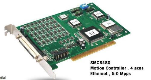SMC6480 Motion Controller LEADSHINE