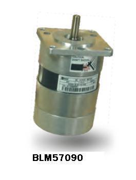 BLM57090 Brushless DC Servo motor