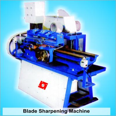 Grinder Blades Sharpening Machine