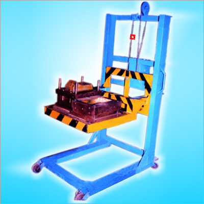 Lifting Trolley For Plastics Moulds