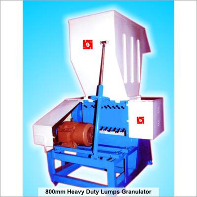Heavy Duty Lumps Grinder Machinery