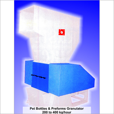 Pet Bottle and Preforms Grinder Machinery