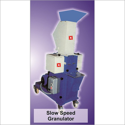 Slow Speed Grinder Machinery