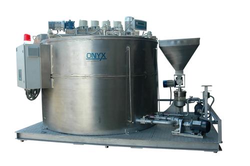 Powder Polymer Dosing System
