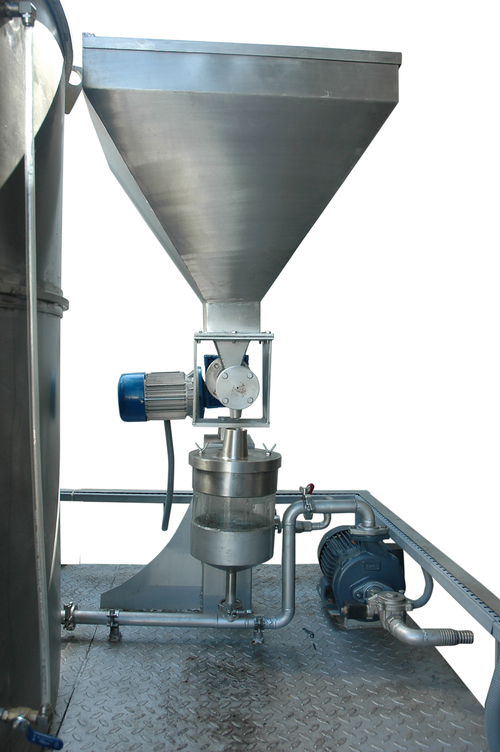 Powder Polymer Preparation System