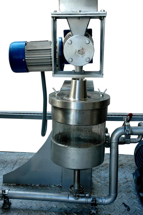 Powder Polymer Mixing Unit