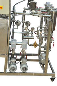 Proportional Chemical Dosing System
