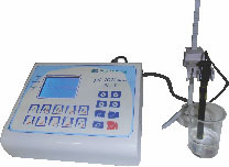 pH ION Meter