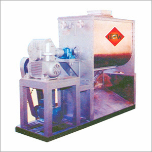 Detergent Powder Ribban Mixer