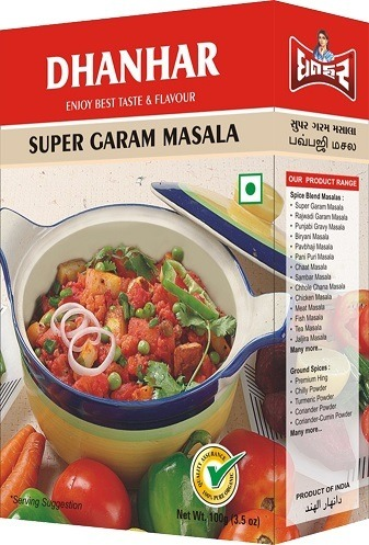 Indian Super Garam Masalas