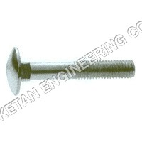 Mushroom Head Square Neck Bolts