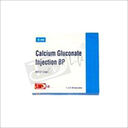 Calcium Gluconate Injection