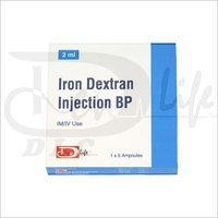 Iron Dextron Injections