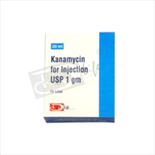 Kanamycin Inj