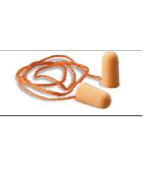 3M make 1110 Corded Disposable Earplug