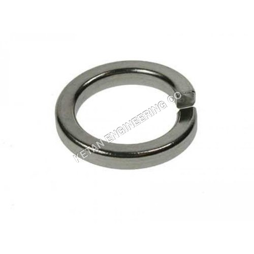Spring Lock Washers With Square Ends