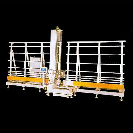Vertical Glass Drilling Machine