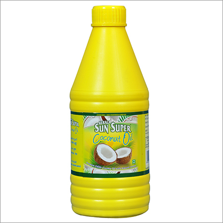 500ml Coconut Oil Botlle