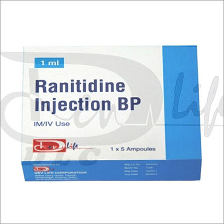 Ranitidine Injection