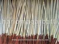 Bamboo Unscented Agarbatti Raw Material