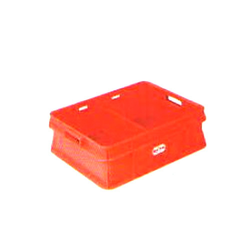 Milk Pouch Square Crate