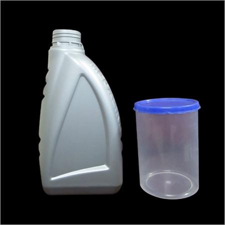 Blow Moulding Jars for Packagings