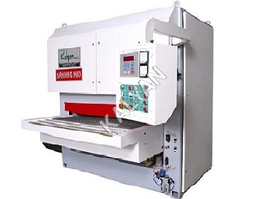 TWO HEAD WIDE BELT SANDING MACHINE FOR PARTICAL BOARD