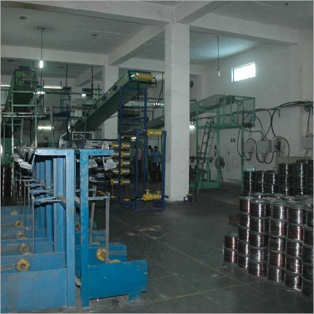 Aluminum Enamelled Wire Machine