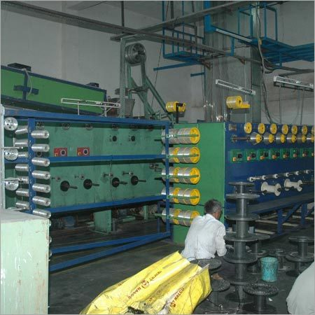 Aluminum Wire making machineries