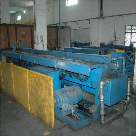 Machine for Aluminum Wire