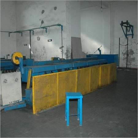 Enamelled Aluminum Wire machine