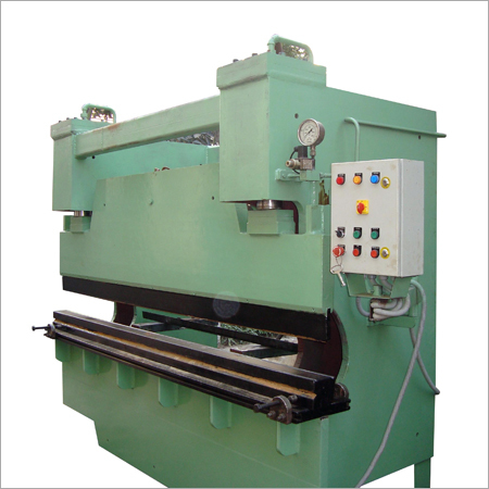 Sheet Bending Press Machine