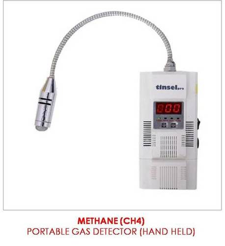 Portable Methane Gas Detector (Hand-Held)