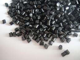 Black Lldpe granules